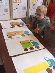 Most up-to-date Images preschool centers montessori Ideas : Location up centers inside preschool plus kindergarten classes might be a pretty daunting task. Preschool Math Games, Preschool Centers, Montessori Activities, Preschool Kindergarten, Math Centers, Activities For Kids, Reggio Emilia, Learning Games, Kids Learning