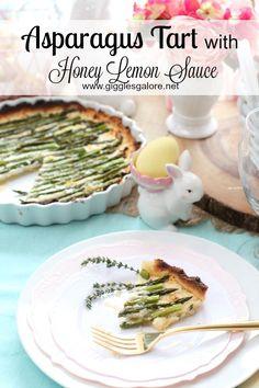 Asparagus Tart with