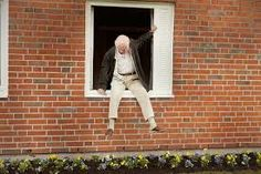 the 100 year old man who climbed out the window - Google Search