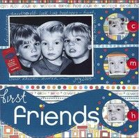 A Project by MVPmama from our Scrapbooking Gallery originally submitted 10/07/05 at 10:18 PM