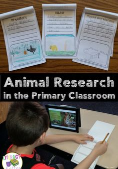 Student driven animal research made simple for kindergarten or first grade! 1st Grade Writing, Teaching Writing, Teaching Science, Primary Teaching, Teaching Ideas, Mad Science, Creative Teaching, Education Quotes For Teachers, Elementary Education