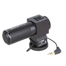 TAKSTAR SGC-698 Photography Interview MIC Microphone for Nikon Canon Camera DV