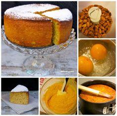 orange and almond cake di Donna Hay