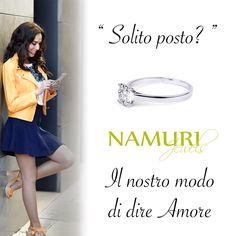 Namuri Jewels - Il gioiello perfetto per ogni Momento della tua vita! Scopri le collezioni su https://edenoro.itcportale.it/