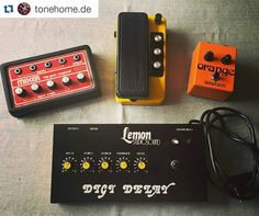 @tonehome.de had a nice NPD:  Thank you Mr. Postman you've been very generous today: Top Gear Mini Mixer Colorsound Supa Wah-Fuzz-Swell Orange Sustain and Lemon Studiosound Digi Delay all mid to late 1970s #vintagepedals #vintagegear #tonematters #pedalboardmadness #orangeamplification #colorsound #topgear #sustain #fuzz #fuzzpedal #fuzzfriday #fuzzesofinstagram #macaris @macaris_official #effectsdatabase @thetonematters #gearporn #gas #tonehome #lucyguitar #delay