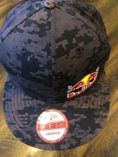 8b45388d53b9c Red Bull New Era (Athlete) 9Fifty SnapBack   Med-LG  fashion  clothing   shoes  accessories  mensaccessories  hats (ebay link)