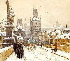 Tavik Frantesik Simon winter