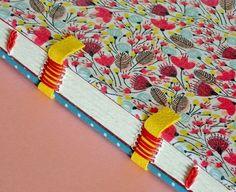 Caderno Floral - Querida Clementina - Cadernos Especiais