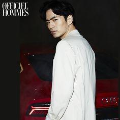 Lee Jin Wook for L'Officiel Hommes Korea June 2015 Korean Men, Asian Men, Korean Actors, Lee Jin Wook, Asian Celebrities, Gong Yoo, Drama Film, Better Love, Actor Model