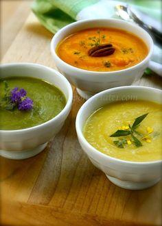 Harvest soups