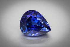 Natural Unheated Blue Sapphire 34 Carat by WILDSglobalminerals, $6000.00