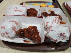 Richesee Spicy Chesee Fried Chicken  IDR 37000/pieces  You can choose your own spice level