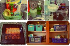 Maria's Self: My Dollar Store Kitchen: Organization, Decoration and Other Ideas from Dollar Tree.