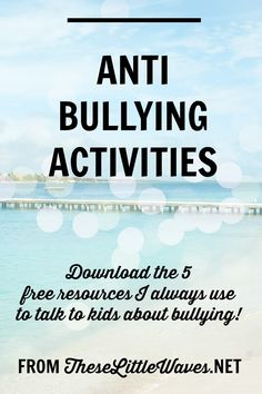 Great anti bullying activities get kids thinking and make an impact. This article is written by a teacher who was cyber bullied. She explains what would have helped her and so what may help kids who are bullied. Listening is a great start, but there are so many other things that we can do! Bonus: There is a free download in this article of the 5 free resources she uses to start off anti bullying activities with kids. Those first few minutes of a lesson are important & these are really…