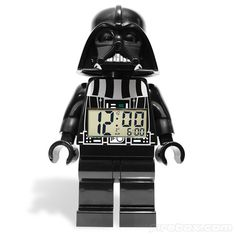 Own it. Have Yoda too. <3 Darth Vader LEGO MInifigure Alarm Clock: Find it here, $23.99. tinyurl.com/...