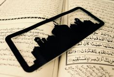 Islamic Papercut Bookmark-laminated papercut bookmark-Islamic bookmarks-Islamic gift-Arabic calligraphy-Muslim gift-Eid-Ramadan gift-Mosque by TheBloomingDaisyShop on Etsy Islamic Decor, Islamic Gifts, Islamic Art, Ramadan Decorations, Handmade Decorations, Ramadan Gifts, Diy Food Gifts, Islamic Quotes Wallpaper, Acrylic Box