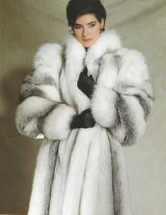-yes I love fur...it's beautiful and if it weren't for animals and fur, humans might not have survived or reproduced !