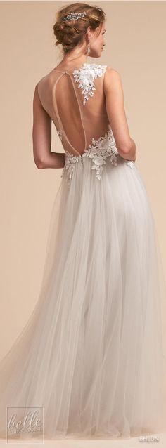 Wedding Dress by BHLDN