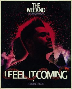 """Watch The Weeknd's New Music Video For 'I Feel It Coming' Featuring Daft Punk The Weeknd and Daft Punk just released the official music video for """"I Feel It Coming"""" and it looks like Abel Tesfaye is finally ditching his recurring habit of featuring expensive cars, money and women. The clip offers a bit more of an engaging narrative than his previous efforts """"Party Monster"""" and """"Reminder,"""""""