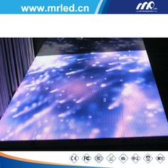 2013 High Quality LED Dance Floor with CE, UL, FCC Certificate (P10.4mm)