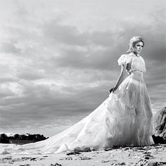 Gown: Barney Cheng exclusively for the Crystallized Wedding Initiative. Photo: Warwick Saint.