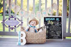 Printable Half Birthday Chalkboard Photo Prop   Baby's First Birthday   Size: 16x20   *Digital File*   by MMasonDesigns(Etsy のMMasonDesignsより) https://www.etsy.com/jp/listing/231246972/printable-half-birthday-chalkboard-photo
