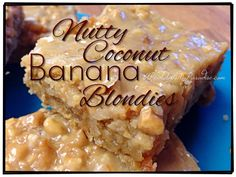 Nutty Coconut Banana