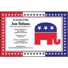 Republican Party from Windy City Novelties
