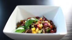 Kung Pao Chicken, Potato Salad, Grains, Potatoes, Rice, Vegetables, Ethnic Recipes, Vinaigrette, Chefs