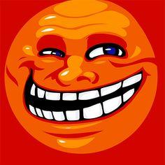 Custom Agar.io Skin Birthday Troll