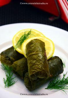Zeytinyagli Yaprak Sarma - Rice & herbs stuffed vine leaves