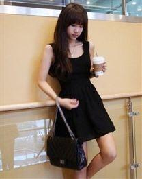 Backless Sleeveless Women One-piece Dresses