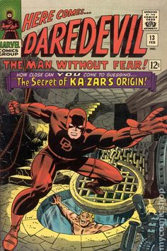 Daredevil Vol 1 - #13