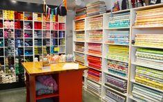 Shopping in Reykjavik - Storkurinn Knitting shop © Gucki.it