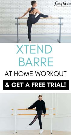 We review Andrea Roger's Xtend Barre workouts on Openfit. We also discuss if it's good for weight loss and which meal plan to follow. Get a free trial here! #barre #xtendbarre #workouts