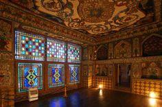 The Khan's Palace in Sheki,