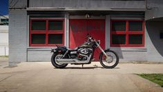 The option of flames on the tank tells you all you need to know. | 2016 Harley-Davidson Wide Glide