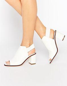 ASOS ELINOR Sling Back Ankle Boots