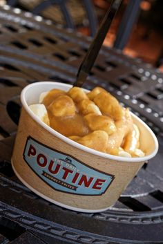 Poutine - always a family favorite, but now available in Disney Springs (or still at Le Cellier in Epcot).
