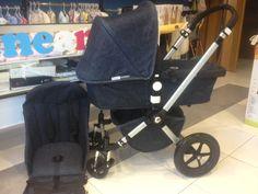 DUO BUGABOO CAMELEON 2 EDICION ESPECIAL DENIM 007 CON CAPAZO Y SILLA EN TELA VAQUERA. Incluye: - chasis con ruedas antipinchazo  capazo con colchón aerosleep anti ahogo - silla - cesta de la compra - plástico de lluvia. Utilizado por un niño durante 1 año.  PVP NENEANENE- 620€ Baby Strollers, Children, Tela, Rain, Wheels, Hampers, Chairs, Accessories, Baby Prams