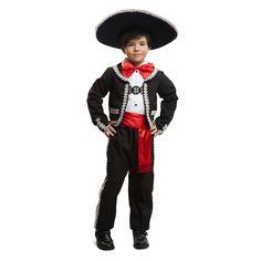 Disfraz de Mariachi Mexicano Infantil #disfraces #carnaval #novedades2016