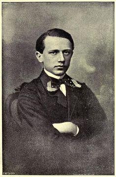 Pyotr Ilyich Tchaikovsky in 1863