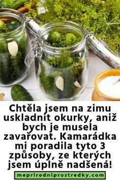 Pickles, Cucumber, Populárne Piny, Food, Halloween, Per Diem, Syrup, Gardening, Meals