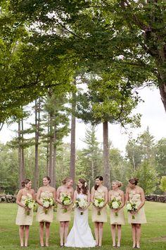 Rustic Weddings - Romantic Barn Wedding in New Hampshire - Taylor ...