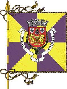 Bandeira de Coimbra