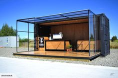Shipping Container – Endless Possibilities! | Trade Me                                                                                                                                                     More