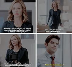 #Supergirl - Cat grant & Winn schott #1x07 Supergirl Superman, Supergirl 2015, Supergirl And Flash, Superhero Tv Shows, Superhero Memes, Cat Grant, Marvel Dc Movies, Dc Tv Shows, Cw Series