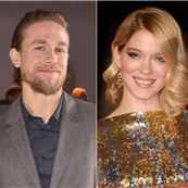 "Charlie Hunnam and Lea Seydoux to star in Drake Doremus's latest ""unique love story""