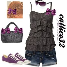 """""""Can't wait 'til Summer"""" by callico32 on Polyvore"""