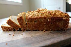 Coconut Flour Bread Recipe (GAPS, SCD, Paleo)